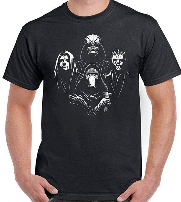 camiseta hombre star wars