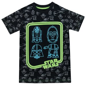 camiseta star wars niño