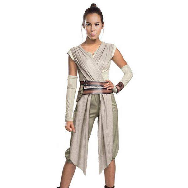 disfraz star wars Rey