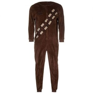pijama star wars Chewbacca