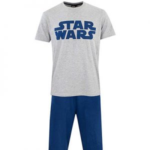 pijama star wars con logotipo