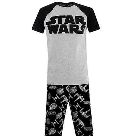 pijama star wars hombre