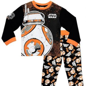 pijama star wars niño