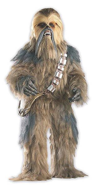 disfraz star wars chewbacca